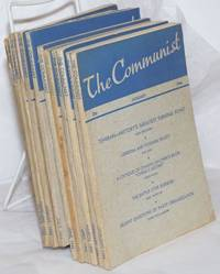 image of The Communist, 1944, Vol. 22, no. 1, January, - no. 12, December a magazine of the theory and practice of Marxism-Leninism
