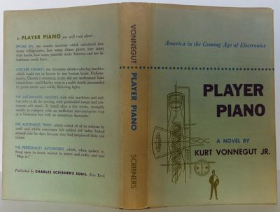 Scribners, 1952. 1st Edition. Hardcover. Fine/Very Good. A near fine first edition (Scribner's A and...