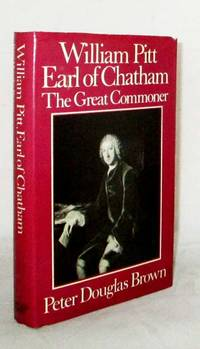 image of William Pitt Earl of Chatham The Great Commoner