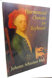 HARMONIZED CHORALES FOR KEYBOARD DOVER MUSIC FOR PIANO