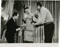 image of Fernandel the Dressmaker [Le couturier de ces dames] (Collection of 22 original photographs from the 1956 film)