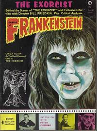 CASTLE OF FRANKENSTEIN: No. 22
