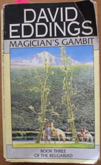 Magician's Gambit (Book #3 - The Belgariad) by  David Eddings - Paperback - Reprint - 1997 - from Reading Habit (SKU: FANFIC165)