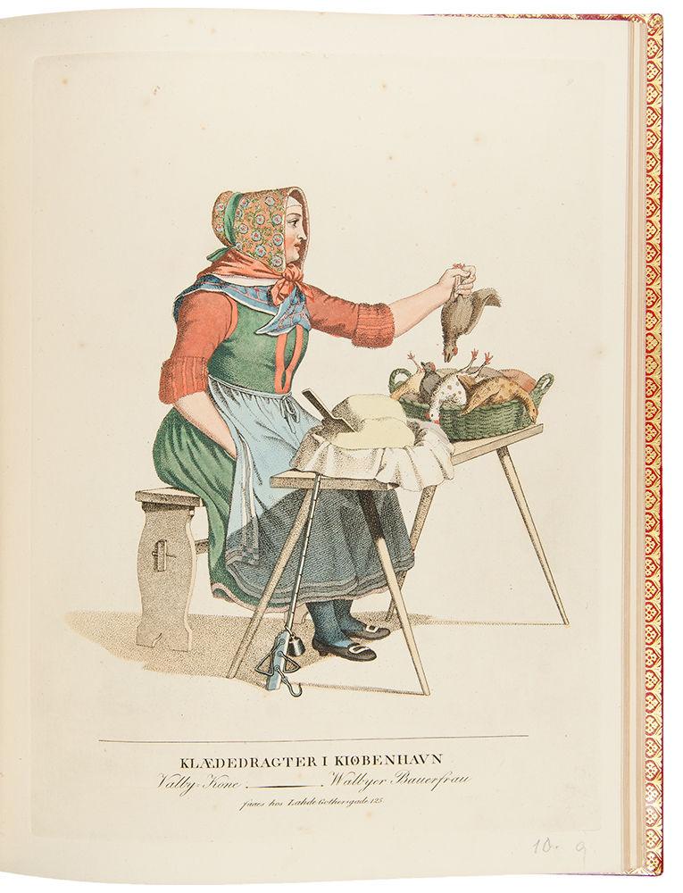 das t gliche leben in kopenhagen oder characteristische figuren by gerhardt ludwig 1765 1833. Black Bedroom Furniture Sets. Home Design Ideas