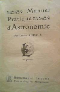 Manuel Pratique d'Astronomie