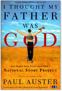 image of I Thought My Father Was God.