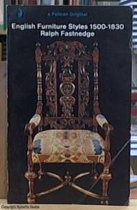 image of English Furniture Styles 1500 – 1830