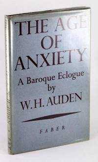 The Age Of Anxiety A Baroque Eclogue