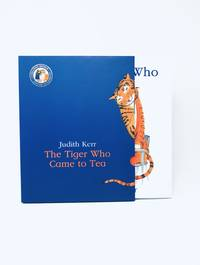 The Tiger Who Came to Tea  SIGNED