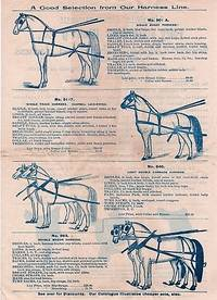 image of HORSE CARRIAGE, SADDLE & HARNESS TRADE LITERATURE