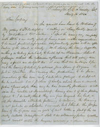 1845 Letter to Hudson River Artist Jasper Cropsey: A Richly Detailed Discussion of the Current State of American Art