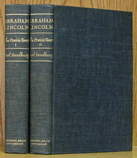 Abraham Lincoln: The Prairie Years (volume 1 and volume 2)