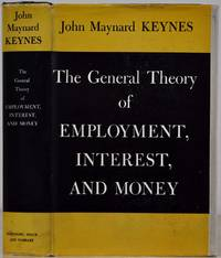 image of THE GENERAL THEORY OF EMPLOYMENT INTEREST AND MONEY.