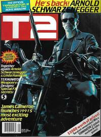 T2 The Official Terminator 2 Judgment Day Movie Magazine