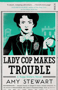 image of Lady Cop Makes Trouble