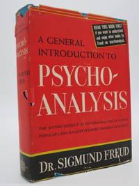 image of A GENERAL INTRODUCTION TO PSYCHOANALYSIS  (Provenance: Michigan Senator  Jack Faxon)