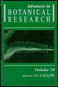 Advances in Botanical Research: Incorporating Advances in Plant Pathology (Volume 28)
