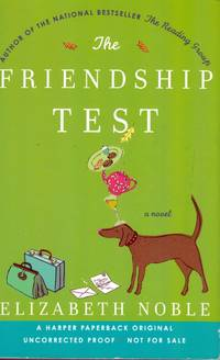 image of The Friendship Test: A Novel [Uncorrected Proofs]