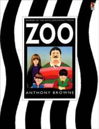 Zoo (Red Fox Picture Books) by Anthony Browne - 1999-01-03