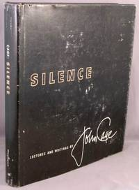 Silence: Lectures and writings.