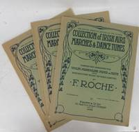 image of Collection of Irish Airs, Marches & Dance Tunes, Compiled and Arranged for Violin, Mandoline, Pipes or Flute with Introductory Essay on Irish Dancing. 3 vols.