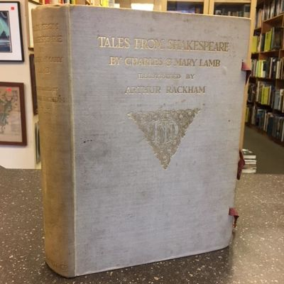 London: J.M. Dent and Co, 1909. Limited Edition. Hardcover. Quarto; VG; White cloth boards; Gilt tit...