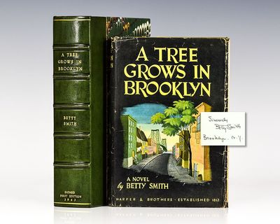 New York: Harper & Brothers Publishers, 1943. First edition of Smith's classic first novel. Octavo, ...