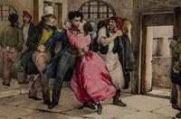 Album de Sainte-Pélagie, Prison de la Dette