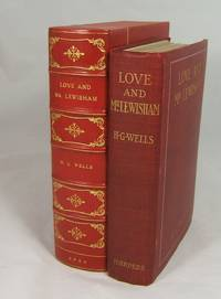LOVE AND MR. LEWISHAM (Signed at the 1937 Boston Book Fair with Photo Proof)