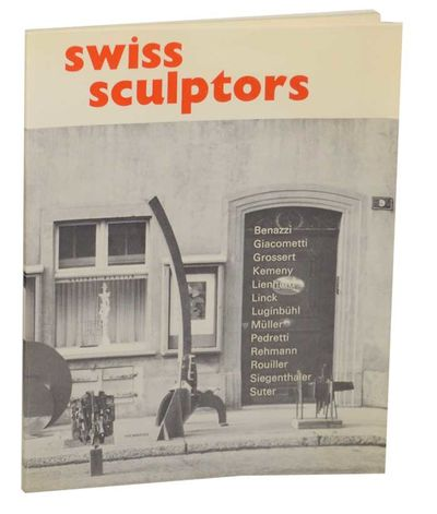 Basel, Switzerland: Galerie Beyeler, 1968. First edition. Softcover. Exhibition catalog for a group ...