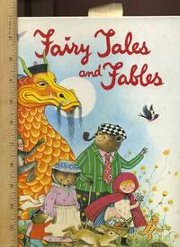 Fairy Tales and Fables  [Oversized Pictorial Children's Reader, Retelling and New Gyo...