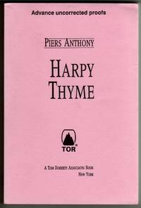 Harpy Thyme [COLLECTIBLE ADVANCE UNCORRECTED PROOFS]