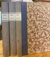 Abel Allnutt : A Novel. In three volumes
