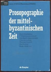 Prosopographie der mittel-byzantinischen Zeit: 1. Abteilung [641-867]--Leon [#4271]--Placentius [#6265]