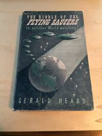 image of The Riddle of the Flying Saucers: Is Another World Watching?