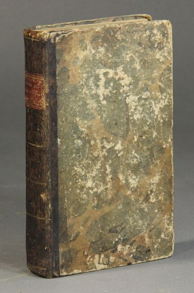 Boston: printed by Manning & Loring, 1807. 8vo, pp. , 378, ; contemporary calf-backed marbled boards...