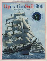 Operation Sail 1986 Official Commemorative Book