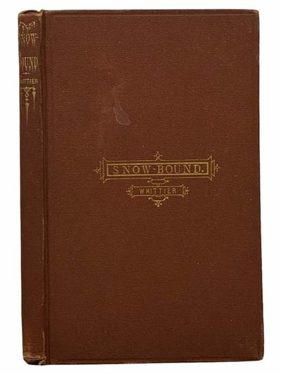 Boston: Ticknor & Fields, 1867. Early printing. Hard Cover. Very Good/No Jacket. No jacket. Stain al...