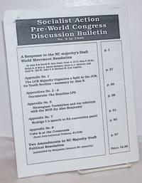 image of Socialist Action Pre-World Congress Internal Discussion Bulletin. (No. 4, 1990)