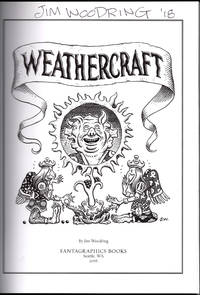 Weathercraft. by  Jim WOODRING - Signed First Edition - 2016. - from Orpheus Books (SKU: 17304)
