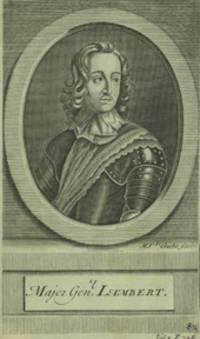 Major General Lambert