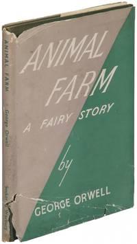 image of Animal Farm: A Fairy Story