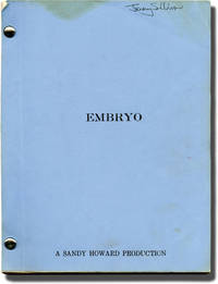 Embryo (Two original screenplays for the 1976 film, with ALS)