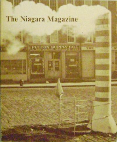 Brooklyn: The Niagara Magazine, 1980. First Edition. Paperback. Near Fine/No. Fall 1980 issue of thi...