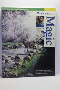 image of Paint Along with Jerry Yarnell Volume Three - Painting Magic