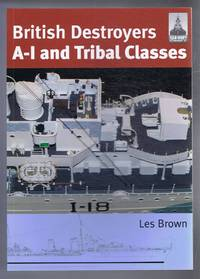 British Destroyers A-I and Tribal classes, ShipCraft 11