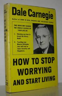 image of HOW TO STOP WORRYING AND START LIVING