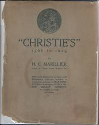 "image of ""Christie's"" 1766 to 1925"