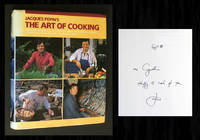 Jacques Pepin's The Art of Cooking: Vol. 1 Signed 1st Ed