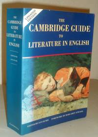 The Cambrige Guide to Literature in English